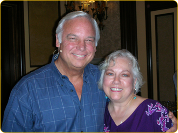 Paulette and Jack Canfield